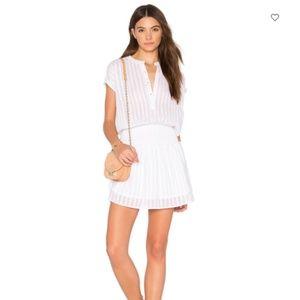 Rails Jolie Stripe Dress in White Shadow